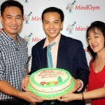 Coach Albert and Alice with Josephus Bumaat, Top 4 at the September 2012 LET, a MyReviewCoach reviewee